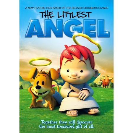 The Littlest Angel Dvd Cover