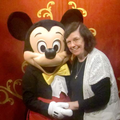 Wordless Wednesday Mickey Mouse: Wordless Wednesay
