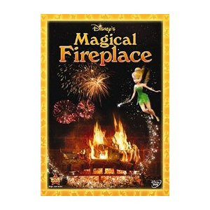 Disneys Magical Fireplace Dvd Cover