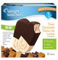 Weight Watchers Chocolate Dulce De Leche Bars