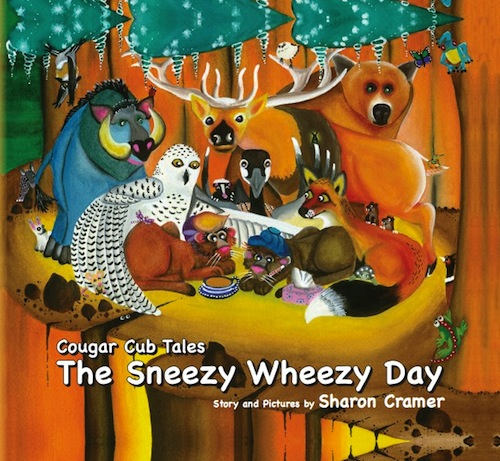 Sneezy Wheezy Day Cover