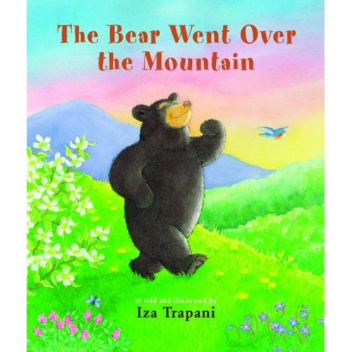 The Bear Went Over The Mountain Childrens Book Review And
