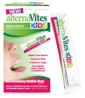 AlternaVites Kids Strawberry