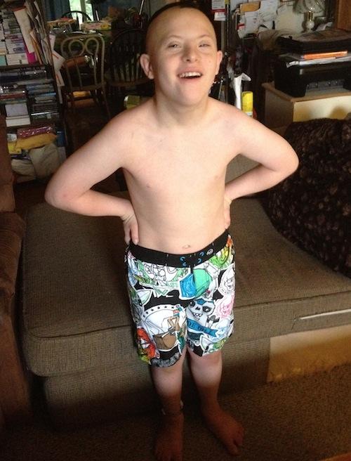 Shaun White Shorts