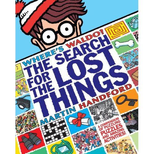 Wheres Waldo The Search For Lost Things