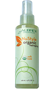Aubrey Organics Nustyle Hair Spray