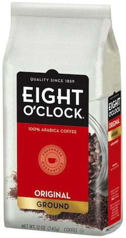 Eight O Clock Coffee Original