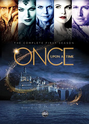 Once Upon A Time The Complete First Season Dvd