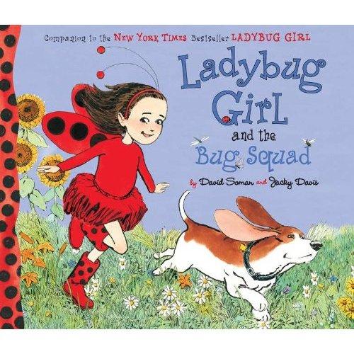 Ladybug Girl And The Bug Squad Cover
