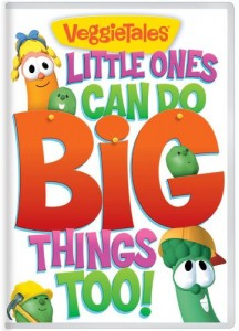 VeggieTales: Little Ones Can Do Big Things Too