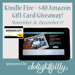 Delightfully Kindle Giveaway Event