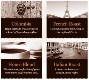 Barista Prima Kcup Flavors