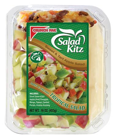 Crunch Pak Tropical Salad Kitz