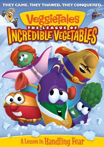 VeggieTales League Of Incredible Vegetables