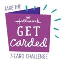Hallmark Get Carded Challenge