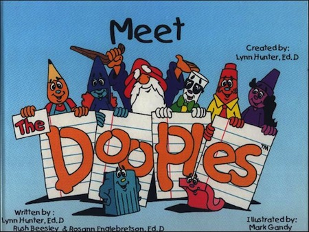 Meet The Dooples children's book