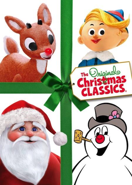 The Original Christmas Classics DVD
