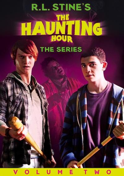 Stine s the haunting hour the series season one vol 1 amp v