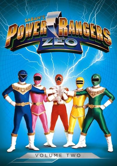power Rangers Zeo Volume 2