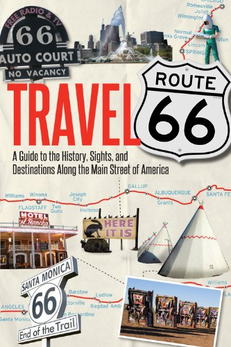 Travel Route 66 Cover