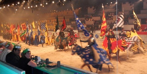 Medieval Times Dinner Theater, Orlando FL