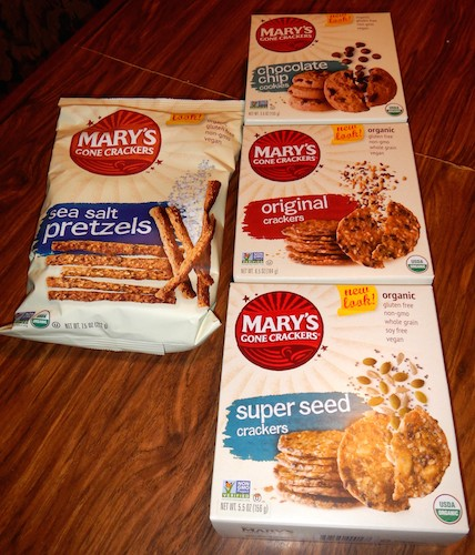 Mary's Gone Crackers Snacks Are Smart Not Crazy – With Gluten-free Dip Recipes