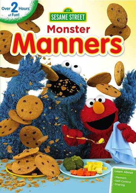 REVIEW - Sesame Street: Monster Manners