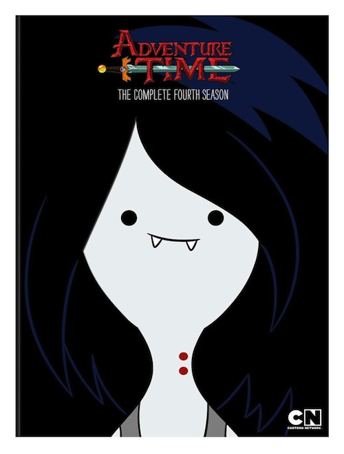 Adventure Time The Complete Fourth Season