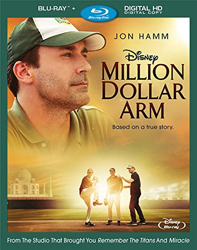 Disney Million Dollar Arm Review