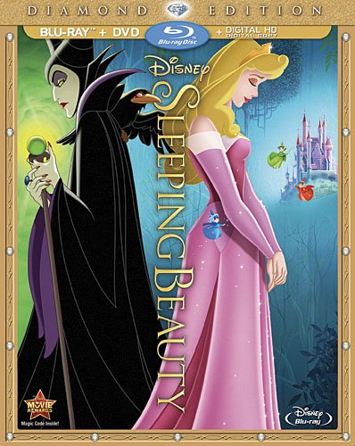 Disney Sleeping Beauty Diamond Edition Blu-ray Review