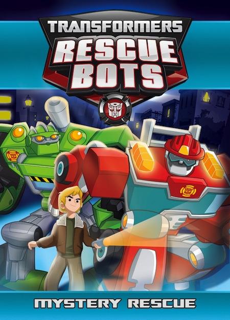Transformer Rescue Bots: Mystery Rescue