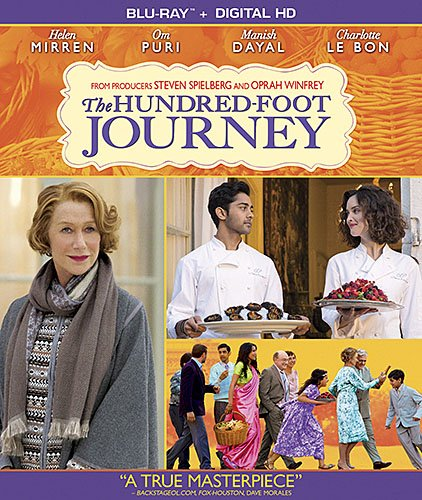 Review: The Hundred-Foot Journey Blu-Ray