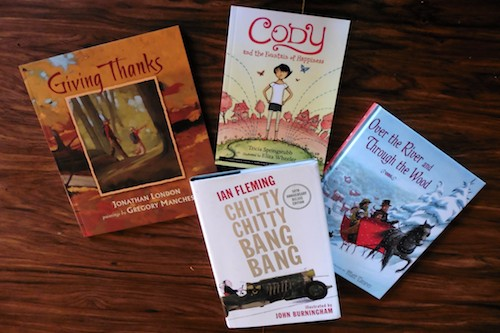 Four Holiday Reads From Candlewick