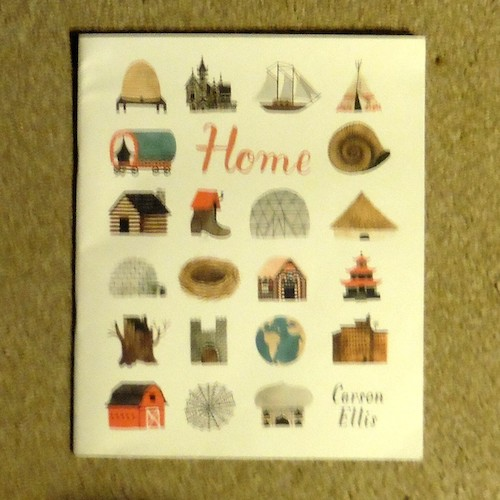 Book Review – Home by Carson Ellis