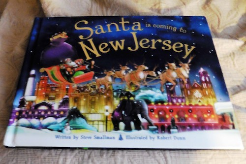 Santa Is Coming to My House - Santa Is Coming to Neew Jersey