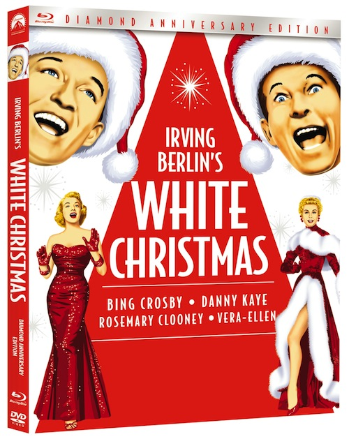 Irving Berlin's White Christmas Diamond Anniversary Edition