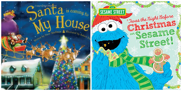 Sourcebooks Holiday Picture Books Review And Giveaway