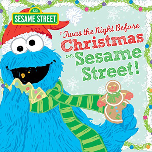 Twas the Night Before Christmas on Sesame Street
