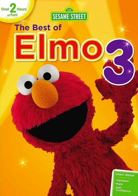 DVD Review:  Sesame Street: The Best of Elmo 3