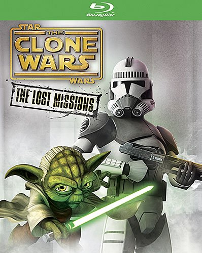 Star Wars, The Clone Wars: The Lost Missions