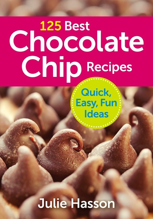 125 Best Chocolate Chip Recipes Cookbook Review And Frozen Cappuccino Recipe