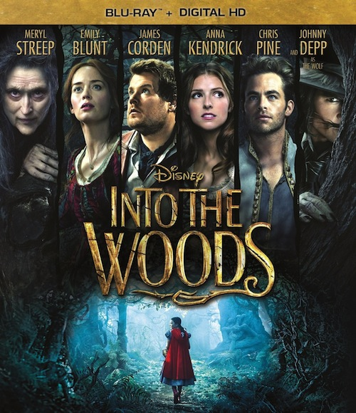 Blu-ray Review – Disney Into the Woods