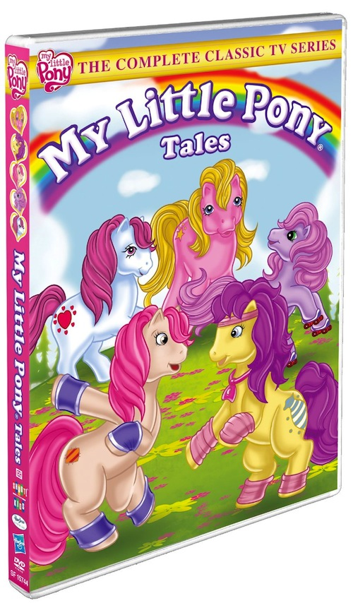 DVD Review And Giveaway – My Little Pony Tales, The Complete Classic TV Series