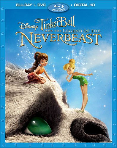 Blu-ray Review – Disney TinkerBell and the Legend of the Neverbeast