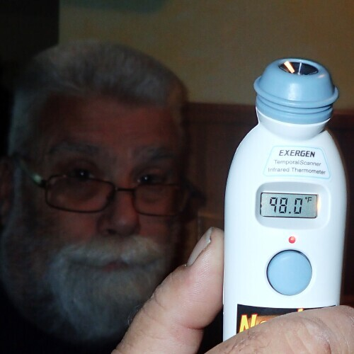 Review – Exergen TemporalScanner Thermometer