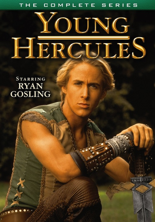 DVD Review And Giveaway – Young Hercules: The Complete Series