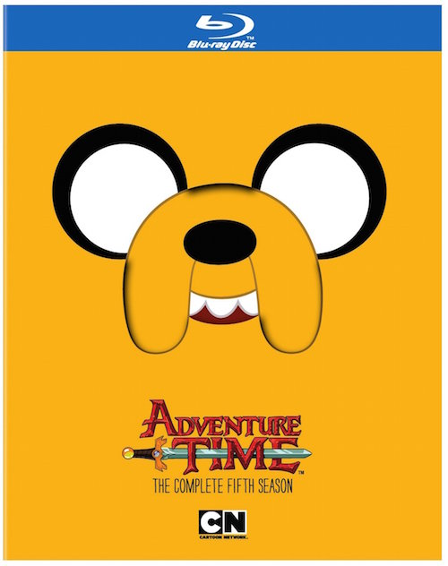 Blu-ray Review – Adventure Time: The Complete Fifth Season