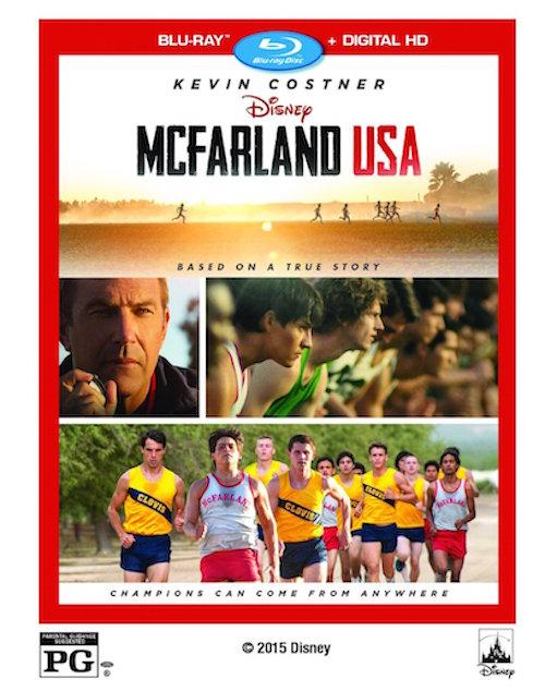 Blu-ray Review – McFarland USA