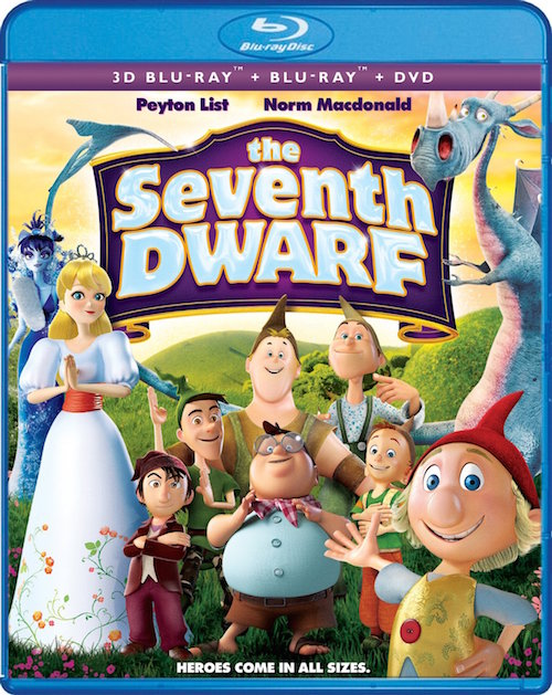 Review And Giveaway – The Seventh Dwarf on 3D Blu-Ray