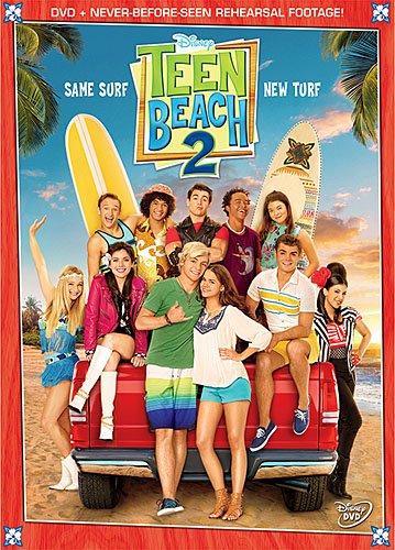 DVD Review – Teen Beach 2